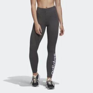Adidas Leggings Slate & Lilac NWT 1X